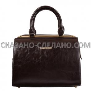 Женская сумка из натуральной кожи VICTORIA BECKAM