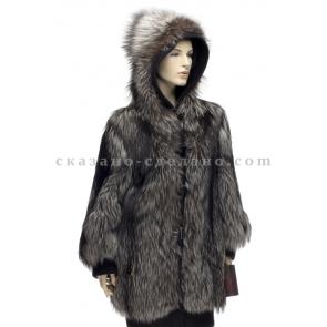 П/пальто из меха лисицы Antonio Didone ДКАП.95