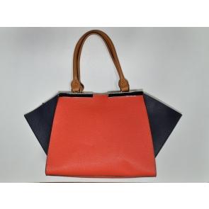 Итальянская сумка из натуральной кожи Marina Gray 100-RO