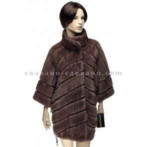 П/пальто из меха норки 103380