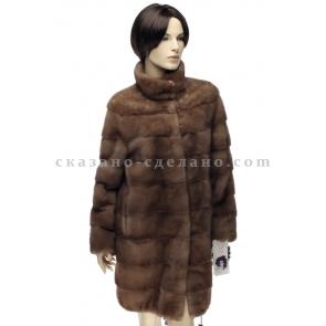 П/пальто из меха норки FURNIX 002 СТ