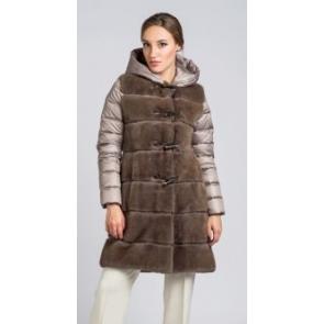 П/пальто из меха норки Antonio Didone 99788