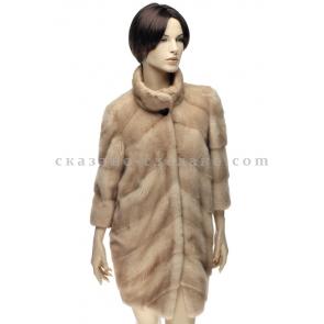 П/пальто из меха норки, Romagna furs R007