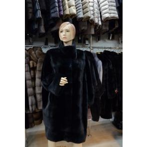 Пальто из меха норки Anabella ST-100-BLE