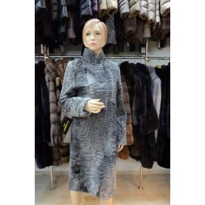Пальто из меха каракуля  Ольга 301 - 118