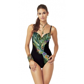 MAGISTRAL совмиместный купальный костюм, серия BOTANIKA, арт., 180 BO-E266-1