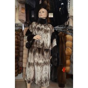 Пальто норка VENICE 2914
