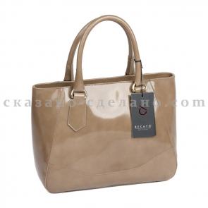 Итальянская сумка из натуральной кожи сумка Becato 8391