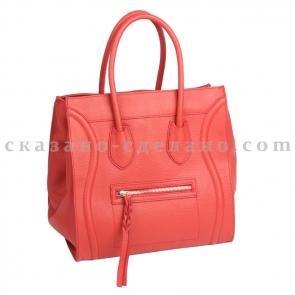 Кожаная сумка SELEN