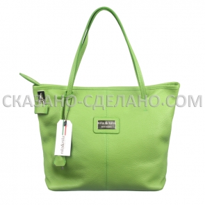 Итальянская  женская сумка  из натуральной кожи Nila&Nila
