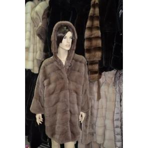 П/пальто из меха норки Antonio Didone 55590 A