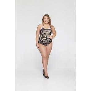 Сплошной купальный костюм Bahama арт., 101-328:732301